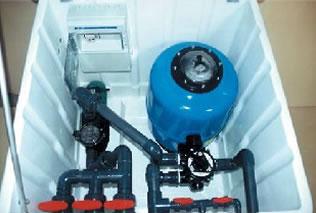 Instalacion miper piscinas construccion instalacion y for Sistema ultravioleta para piscinas